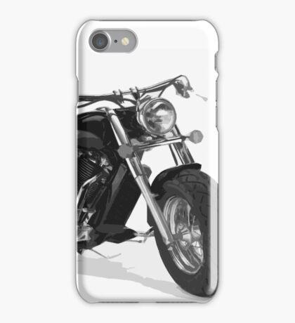 chunky harley iPhone Case/Skin