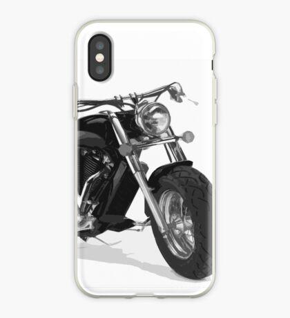 chunky harley iPhone Case