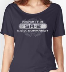 Vintage Property of SR2 Women's Relaxed Fit T-Shirt
