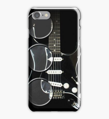 magnify my guitar 2 iPhone Case/Skin