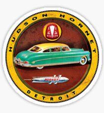 Hudson Hornet vintage Classic USA Sticker