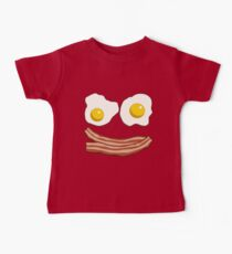 Bacon and Eggs Baby Tee