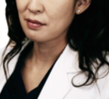 Cristina Yang Sticker