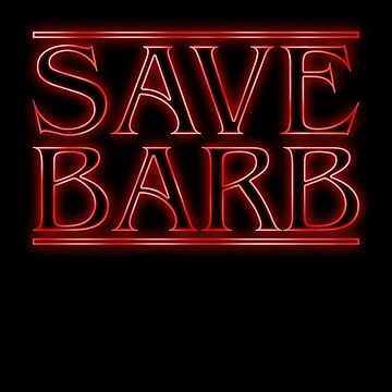 Save Barb by robotrobotROBOT