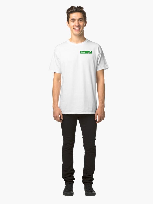 Alternate view of Lucas Electrics Classic T-Shirt