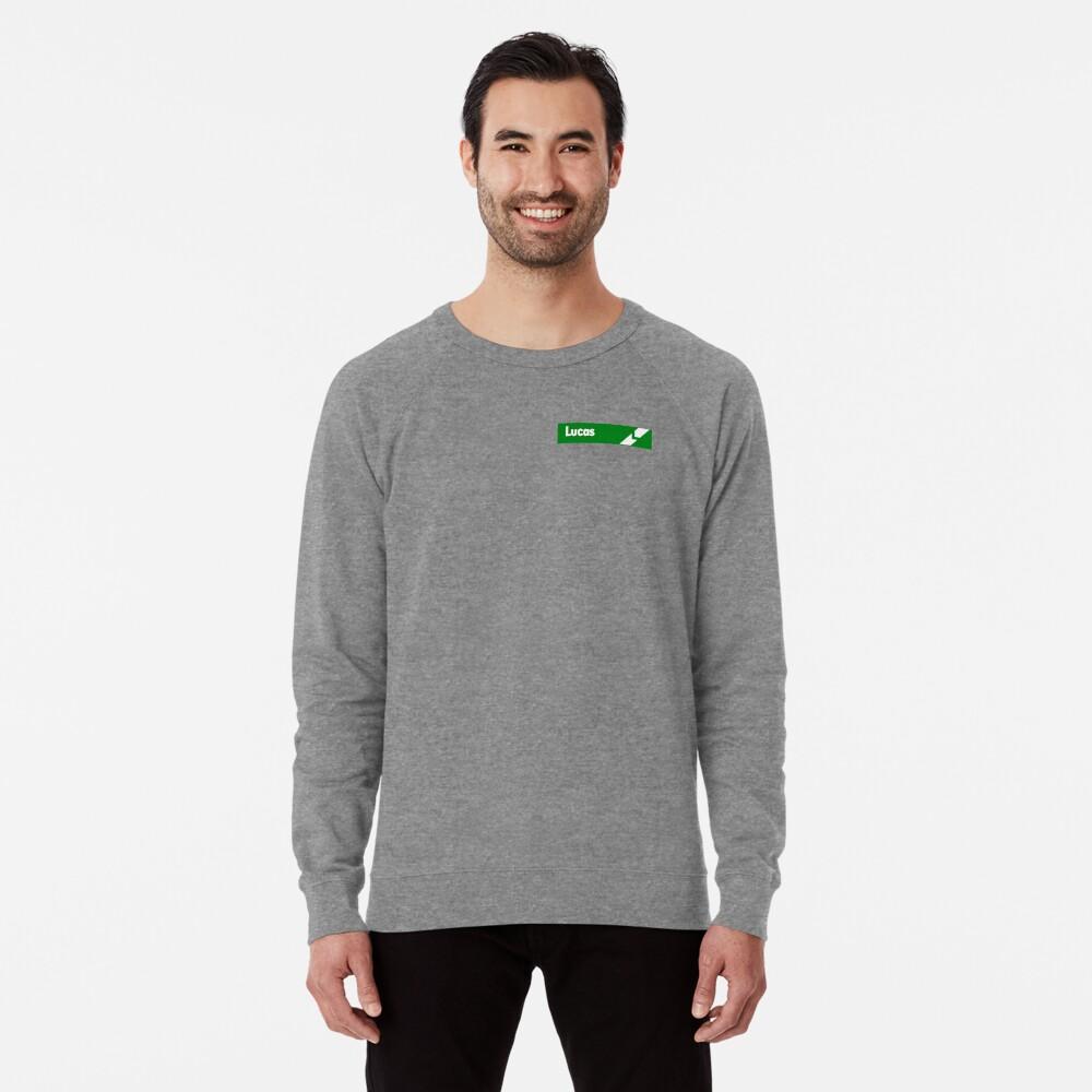 Lucas Electrics Lightweight Sweatshirt
