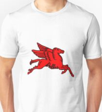 Camiseta unisex Red Pegasus Dallas Texas