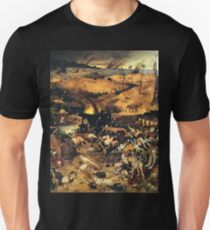 The Triumph of Death by Pieter Bruegel T-Shirt