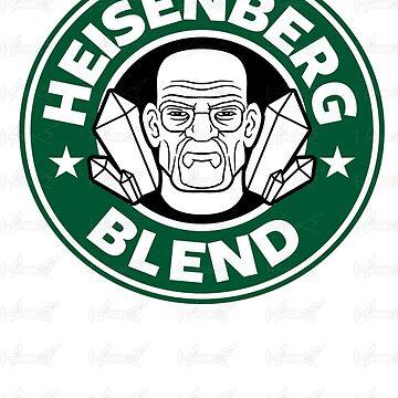 Breaking Bad Heisenberg Blend Unisex Tee by RRRETTO