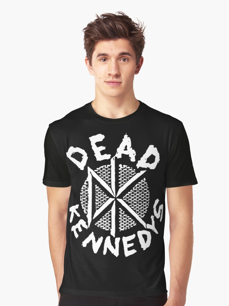 DEAD KENNEDYS Graphic T-Shirt Front