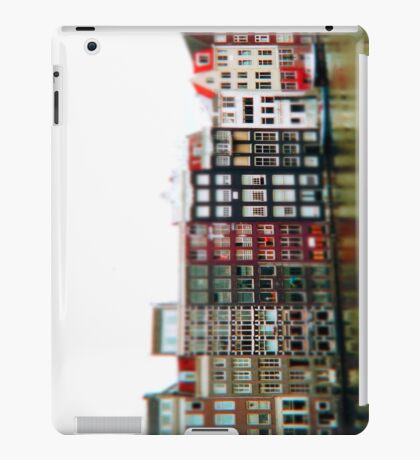 tiny amsterdam iPad Case/Skin
