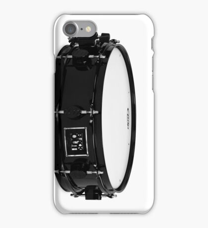 blackout snare iPhone Case/Skin