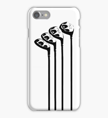 club me iPhone Case/Skin