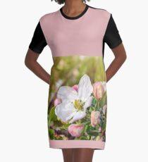 Apple blossom  Graphic T-Shirt Dress