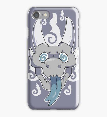 Dragon skull iPhone Case/Skin