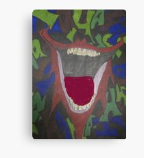 Comical Comics Canvas Print