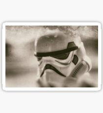 Lego storm trooper vintage Sticker