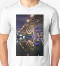 The Granville Street Bridge Unisex T-Shirt