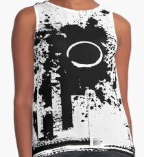 center of attention Contrast Tank