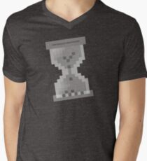 Loading Hourglass [Neo Retro]  Men's V-Neck T-Shirt
