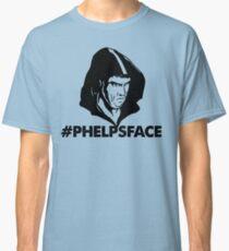 Phelps Gesicht Classic T-Shirt