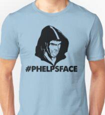 Phelps Face T-Shirt