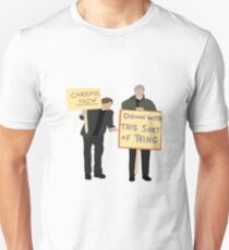 Father Ted Careful now Unisex T-Shirt