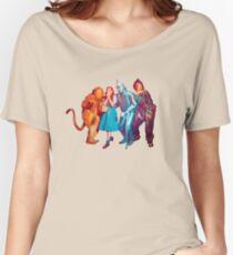 Camiseta ancha para mujer Wizard of Oz