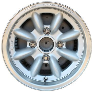Panasport Racing, Classic racing wheels 13inch by whm001
