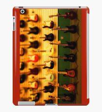 tiny guitar collection iPad Case/Skin