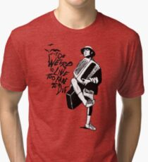 Weird and Rare - Fear Loathing Vegas Tri-blend T-Shirt