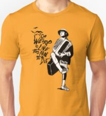 Weird and Rare - Fear Loathing Vegas Slim Fit T-Shirt