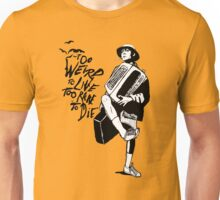 Weird and Rare - Fear Loathing Vegas Unisex T-Shirt