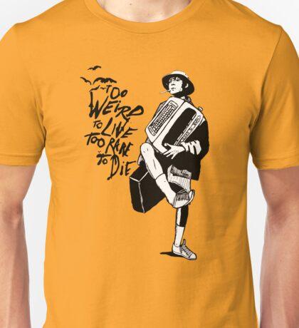 Weird and Rare - Fear Loathing Vegas Unisex T-Shirt