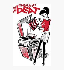 THE ENGLISH BEAT Photographic Print