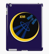 International Space Station - ISS 16 iPad Case/Skin