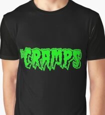 The Cramps (green) Graphic T-Shirt