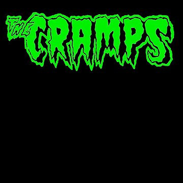 The Cramps (green) by lucassanchez