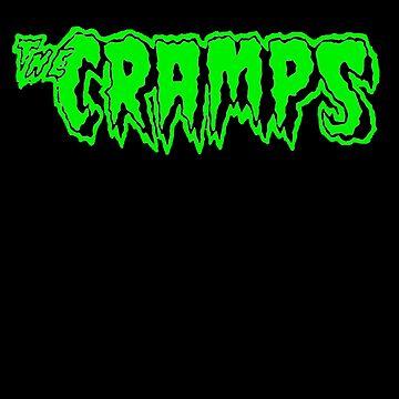The Cramps (green) by lucassanchez
