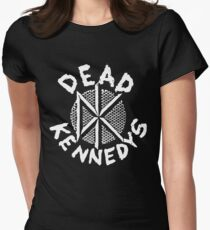 DEAD KENNEDYS Women's Fitted T-Shirt
