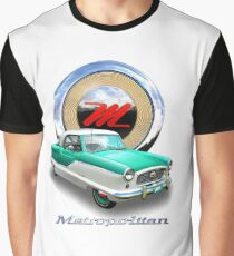 Nash Metropolitan Graphic T-Shirt