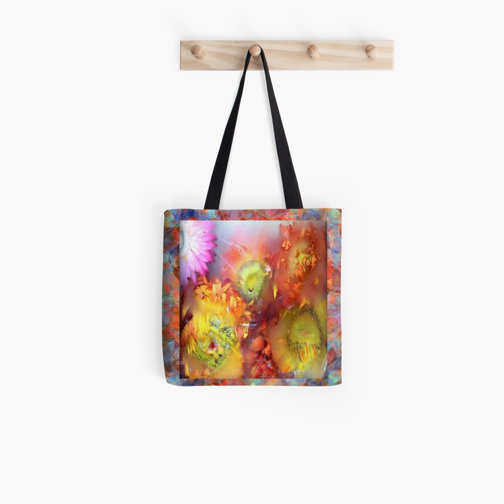 Marble Flower Products Tote Bag
