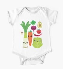 Emotional Veggies One Piece - Short Sleeve