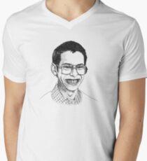 Geeks and Freaks Men's V-Neck T-Shirt