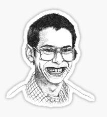Geeks and Freaks Sticker