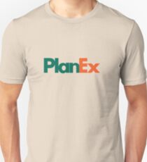 PlanEx (light) Unisex T-Shirt