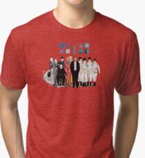 Stanley Kubrick Tri-blend T-Shirt