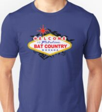 Bat Country Unisex T-Shirt