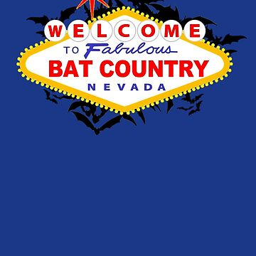 Bat Country by lucassanchez