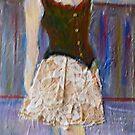 After 'the Little Dancer' by Frances Henke